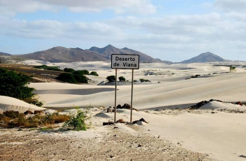 Boa Vista, Desert, Cape verde